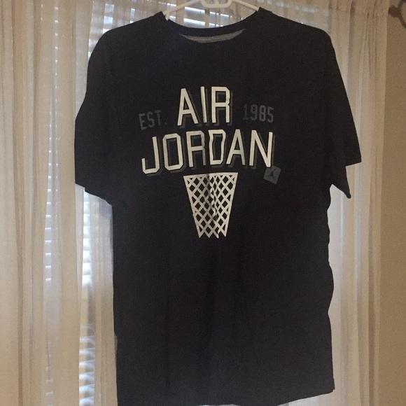 a55b78fa5d3591 Jordan Other - Large Jordan t- shirt.